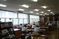 図書室自習